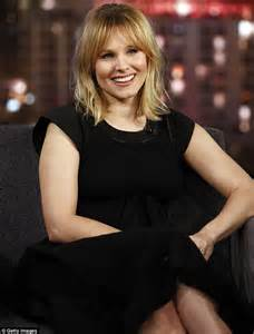 kristen bell tells jimmy kimmel how husband dax shepard