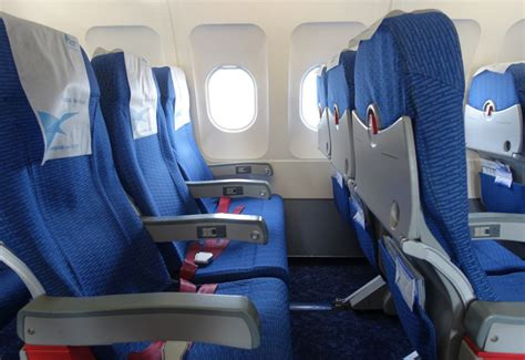 Bangkok Airways Interior by Bangkok Airways Flight No