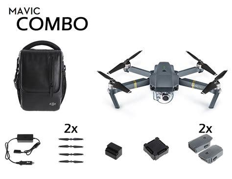 dji mavic pro fly  combo foldable mini aerial drone
