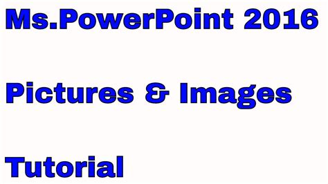 tutorial on powerpoint 2016 ms powerpoint 2016 pictures images ms powerpoint 2016