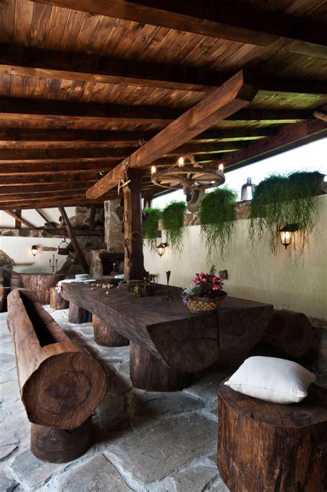 delightful outdoor dining area design ideas