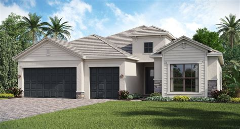 copperleaf manor homes new home community bradenton