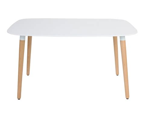 White Rectangular Dining Table Eames Style Dsw White Rectangular Dining Table From Cbath