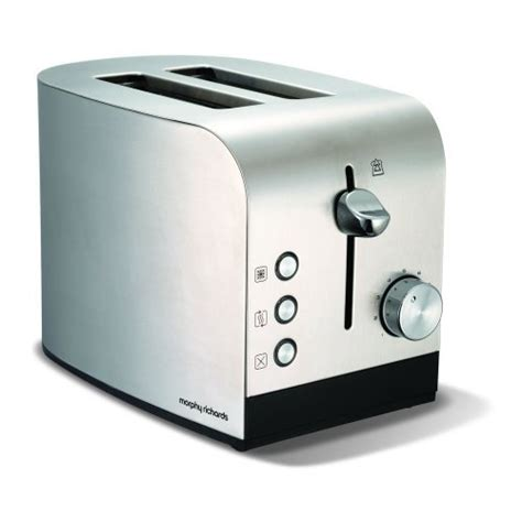 Quality Toaster Morphy Richards Accents 44208 2 Slice Toaster Review