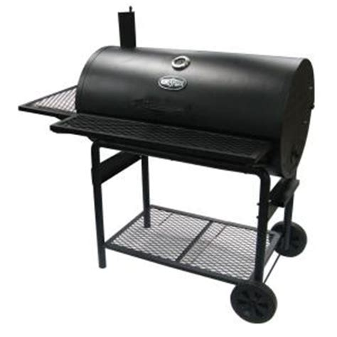 kingsford 37 5 in barrel charcoal grill in black gr8007
