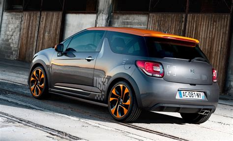 Citroen Ds3 Racing by Before The Test Drive Citroen Ds3 Racing