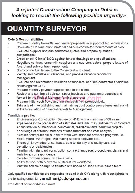 Mep Quantity Surveyor Resume Sle wonderful mep quantity surveyor resume sle images