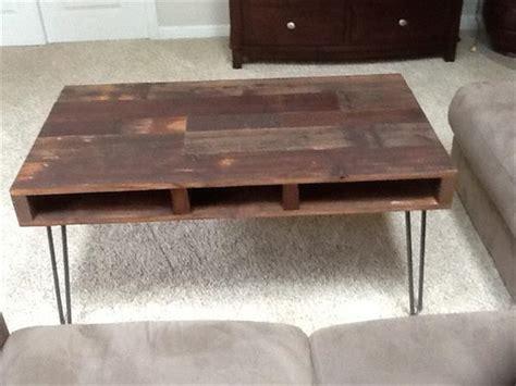 diy metal coffee table legs diy pallet coffee table with metal legs pallet furniture