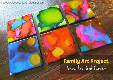art projects relentlessly fun deceptively educational family art