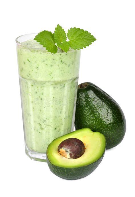 Avocado Detox Smoothie by Avocado Smoothie Stock Photo Image Of Food Detox Mint