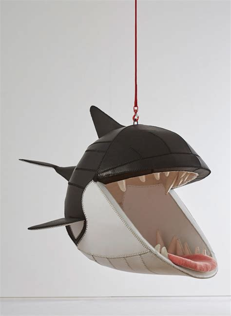 suspended orca seats hanging chair design