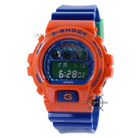 Bm Ori gambar jam tangan g shock ori bm dw6900sc 4 orange biru