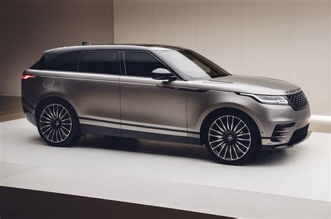 2018 range rover velar 2018 range rover velar news and first look with photos
