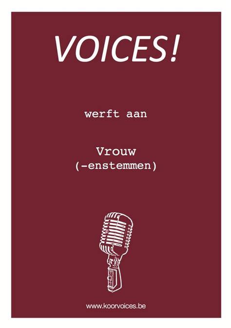 home www koorvoices be