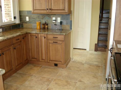 ideas making the kitchen floor materials the best place to cook 现代简约厨房卫生间瓷砖效果图 土巴兔装修效果图