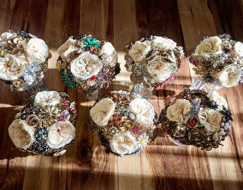 Where Can I Buy Wedding Bouquets by Where Can I Buy A Brooch Bouquet Ask Emmaline