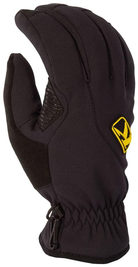 klim element short cuff glove review klim inversion insulated gloves revzilla
