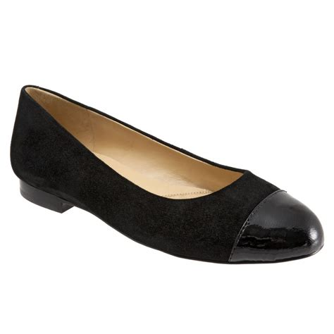 s comfort trotters chic women s comfort flats ebay