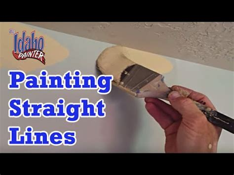 Cutting In A Ceiling by Cutting Ceilings Diy How To Paint A Ceiling Line