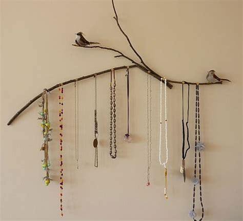 Handmade Jewelry Display Ideas - ways to display jewelry craft show