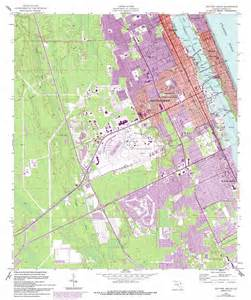 daytona map florida daytona topographic map fl usgs topo 29081b1