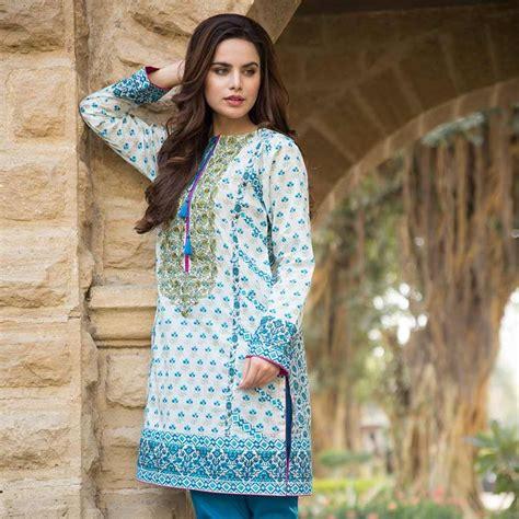 ladies summer kurti latest designs tunics trends