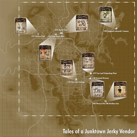 image fo4 map junktown png fallout wiki fandom