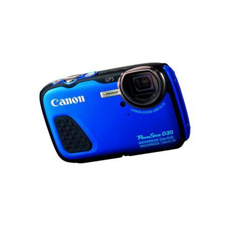 Kamera Canon Powershot D30 10 kamera cuti pilihan libur