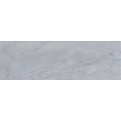 Floor And Decor Porcelain Tile Arabescato White Carrara 4 Quot X 12 Quot Subway Honed Marble Tile