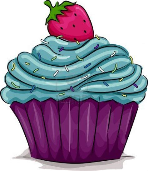 free cupcake clipart free image of a cupcake free clip free clip