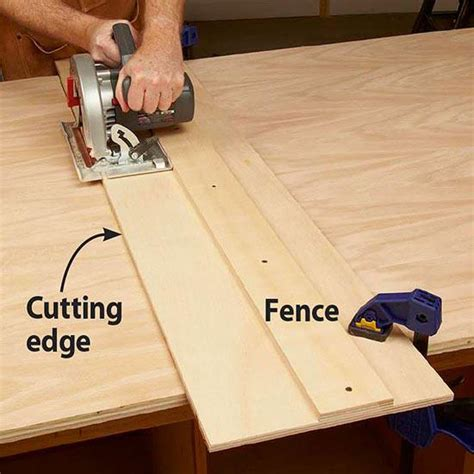 woodworking guide get better cuts from any circular saw