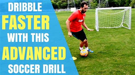 how to improve your dribbling soccer drills