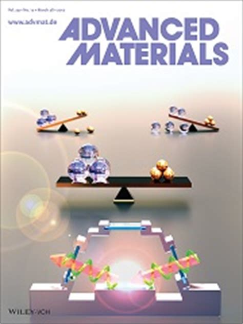 Research Letters In Materials Science Impact Factor Advanced Optoelectronic Materials Research Our Publications