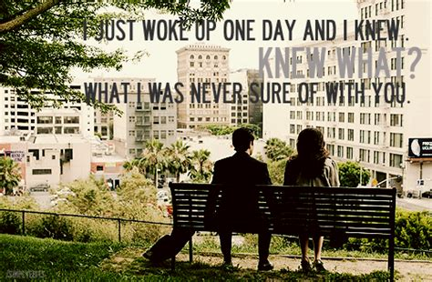 bench from 500 days of summer why do i like summer finn in 500 days of summer