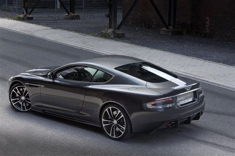Aston Martin DB9 history, photos on Better Parts LTD