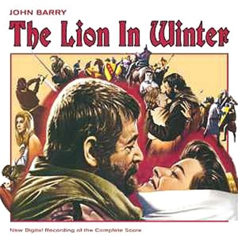 film lion in winter john barry the lion in winter film music cd reviews