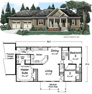 Small Ranch Style Floor Plans by 25 Best Ideas About Ranch Floor Plans On Pinterest