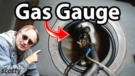 fixing  broken gas gauge   car youtube