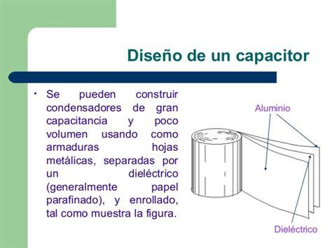 capacitor y capacitancia capacitor y capacitancia 28 images capacitor y capacitancia pdf 28 images qu 233 los