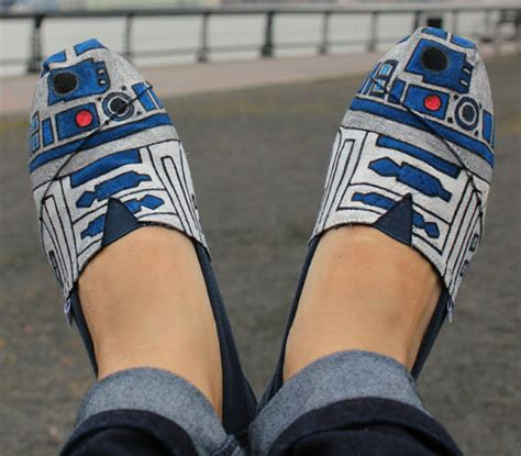 r2d2 slippers wars style r2 d2 shoes things