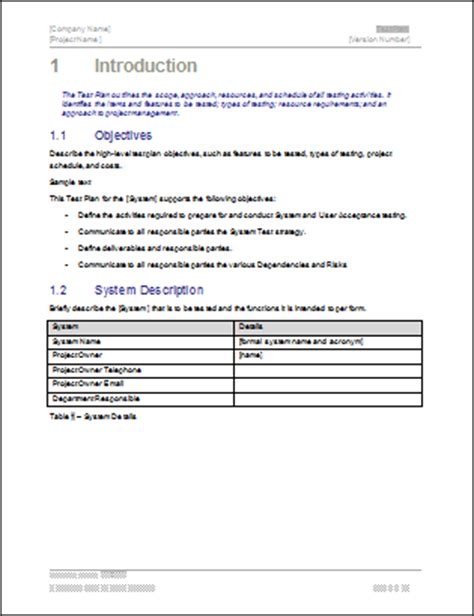 system test report template software testing templates 57 logs forms checklists