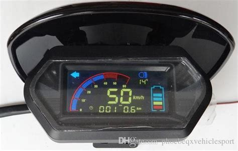 lcd display  electric bike scooter motorcycle