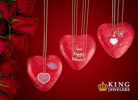 valentines day jewelery sweep with s day jewelry king