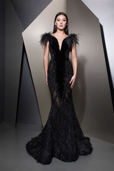 Breathtaking Evening Dresses   Ziad Nakad Fall Winter 2018