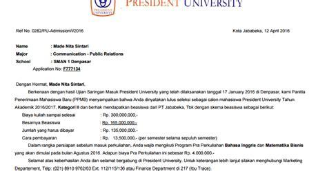 Buku Tulis Aa 100 nita sintari pengalaman ujian seleksi beasiswa president