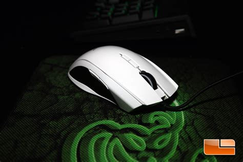 Mouse Razer Taipan Blackwhite razer shows products with new colors at e3 2014 legit reviews