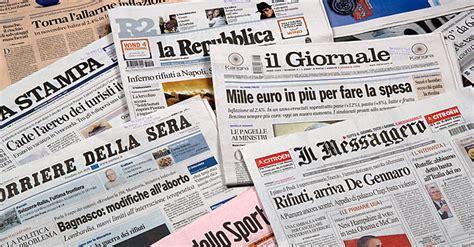 testate giornalistiche italiane il 171 grillismo 187 di renzi contributi pubblici per il