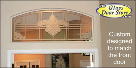 glass transoms above doors etched glass projects etched glass shower etched glass
