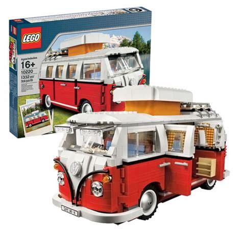 lego creator 10220 pas cher le cing car volkswagen t1