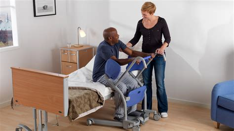 Bed To Chair Transfer Equipment by Mobility Promoting Standing Aid For Dignity And Independence
